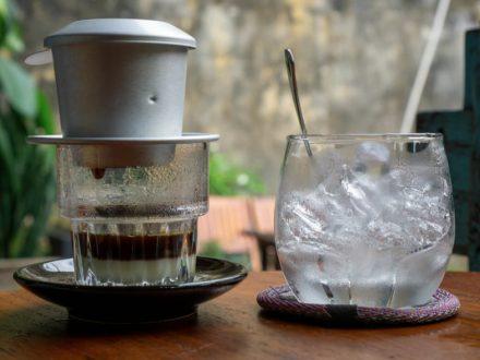 cara membuat kopi vietnam drip